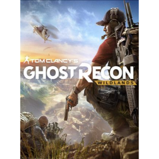 Tom Clancy's Ghost Recon Wildlands Uplay Key ROW