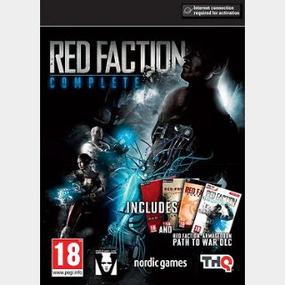 Red Faction Complete Collection (PC) Steam Key GLOBAL