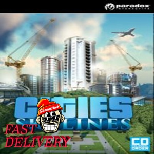 Cities: Skylines ✅[STEAM][CD KEY][REGION:GLOBAL][DIGITAL DELIVERY FAST AND SAFE]✅