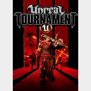 Unreal Tournament III Black