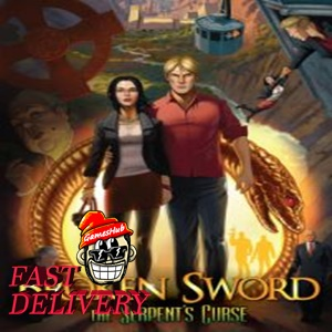 Broken Sword 5 - The Serpent's Curse Steam Key GLOBAL