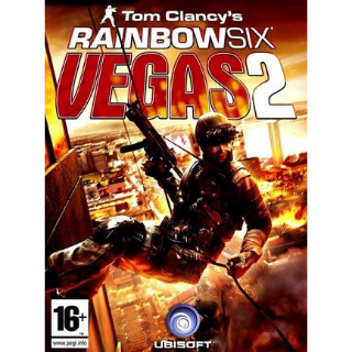 Tom Clancy's Rainbow Six Vegas 2 Uplay Key GLOBAL