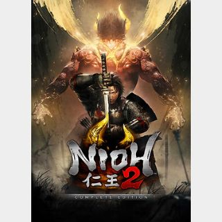 Nioh 2: The Complete Edition (PC) Steam Key GLOBAL