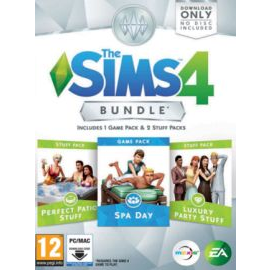 The Sims 4: Bundle 1 Origin Key GLOBAL