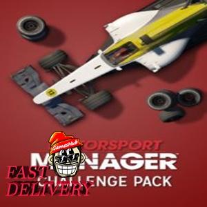 Motorsport Manager - Challenge Pack Steam Key GLOBAL