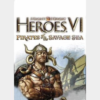 Might & Magic: Heroes VI - Pirates of the Savage Sea Adventure Pack (PC) Steam Key GLOBAL