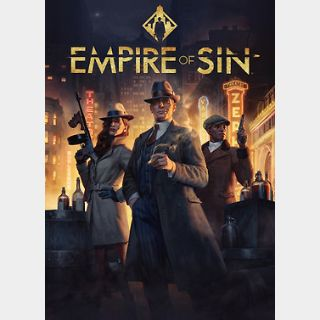 Empire of Sin (PC) Steam Key GLOBAL