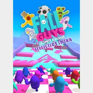 Fall Guys: Ultimate Knockout Collector's Edition (PC) Steam Key GLOBAL