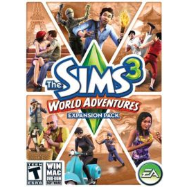 The Sims 3 World Adventures Origin Key GLOBAL
