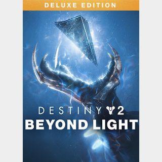 Destiny 2: Beyond Light Deluxe Edition (PC) Steam Key GLOBAL