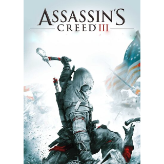 Assassin's Creed III Uplay Key GLOBAL