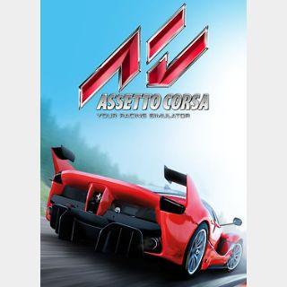 Assetto Corsa (PC) Steam Key GLOBAL