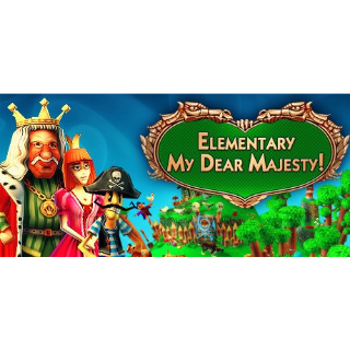 Elementary My Dear Majesty! Steam Key GLOBAL[INSTANT DELIVERY]
