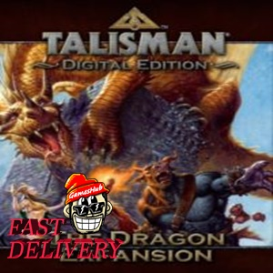 Talisman - The Dragon Expansion Key Steam PC GLOBAL