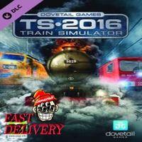 Train Simulator: Midland Main Line London-Bedford Route Add-On Key Steam GLOBAL