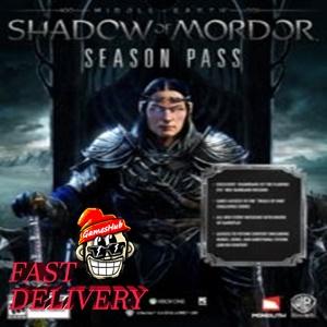 Middle-earth: Shadow of Mordor - Season Pass Key Steam GLOBAL