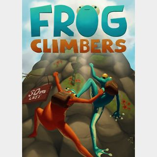 Frog Climbers (PC) Steam Key GLOBAL