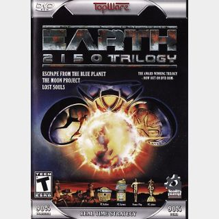 Earth 2150 Trilogy (PC) Steam Key GLOBAL