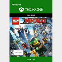 The LEGO NINJAGO Movie Video Game (Xbox One) Xbox Live Key UNITED STATES