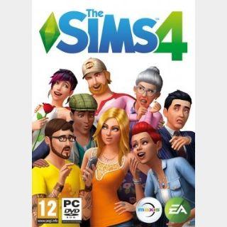 The Sims 4 (PC) Origin Key GLOBAL