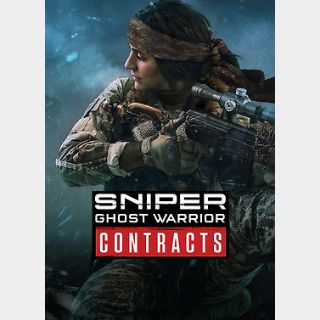 Sniper Ghost Warrior Contracts (PC) Steam Key GLOBAL