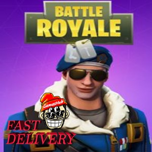 Fortnite Royale Bomber Skin PSN Key EUROPE