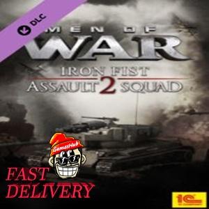 Men of War: Assault Squad 2 - Iron Fist Key Steam GLOBAL