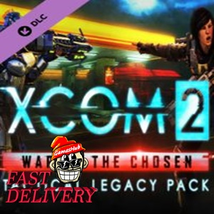 XCOM 2: War of the Chosen - Tactical Legacy Pack Steam Key GLOBAL