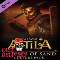 Total War: ATTILA - Empires of Sand Culture Pack Key Steam GLOBAL