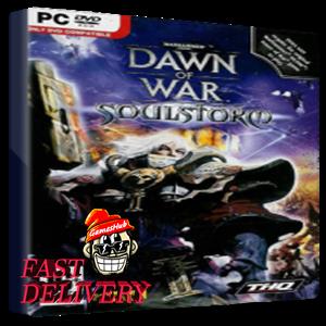 Warhammer 40,000: Dawn of War - Soulstorm Steam Key GLOBAL