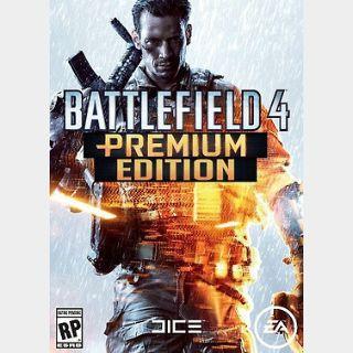 Battlefield 4: Premium Edition (game included + all DLC) (PC) Origin Key GLOBAL
