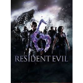 Resident Evil 6 Steam Key GLOBAL