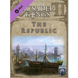 Crusader Kings II - The Republic Steam Key GLOBAL