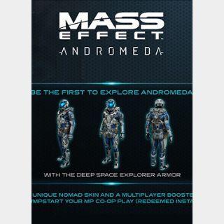 Mass Effect Andromeda - Deep Space Pack (PC) Origin Key GLOBAL