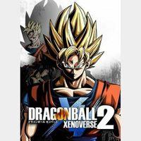 Dragon Ball: Xenoverse 2 Steam Key GLOBAL