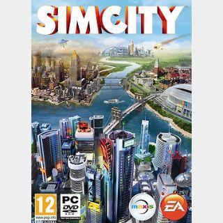 Simcity (PC) Origin Key GLOBAL