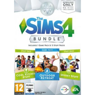 The Sims 4: Bundle Pack 2 Origin Key GLOBAL