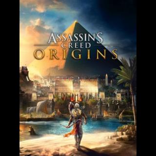 Assassin's Creed Origins Uplay Key EU