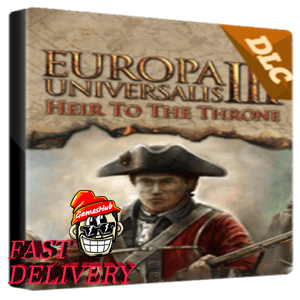 Europa Universalis III: Heir to the Throne Key Steam GLOBAL