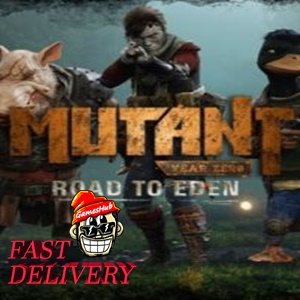 Mutant Year Zero: Road to Eden Deluxe Edition Steam Key GLOBAL