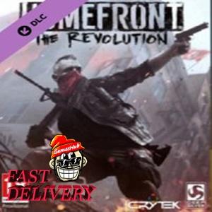 Homefront: The Revolution - The Wing Skull Pack Key Steam GLOBAL