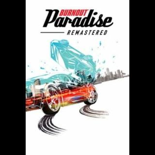 Burnout Paradise Remastered (ENG) Origin Key GLOBAL