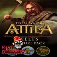 Total War: ATTILA - Celts Culture Pack Key Steam GLOBAL