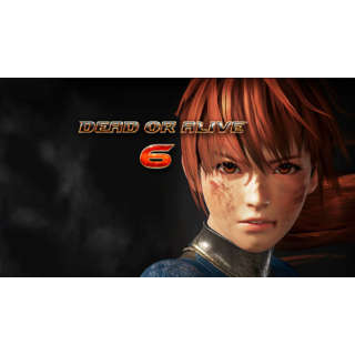 DEAD OR ALIVE 6 Steam Key GLOBAL