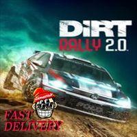 DiRT Rally 2.0 + Preorder Bonus Steam Key GLOBAL