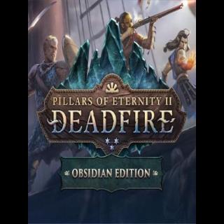 Pillars of Eternity II: Deadfire - Obsidian Edition Steam Key GLOBAL[FAST DELIVERY]