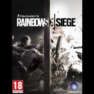 Tom Clancy's Rainbow Six Siege - Standard Edition Uplay Key GLOBAL