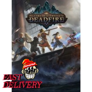 Pillars of Eternity II: Deadfire - Deluxe Edition Steam Key GLOBAL