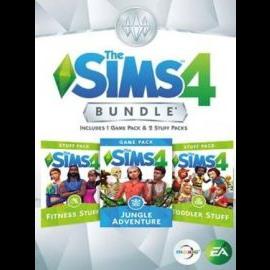 The Sims 4 Bundle Pack 6 Key Origin GLOBAL