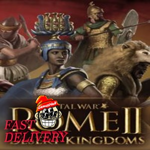 Total War: ROME II - Desert Kingdoms Culture Pack Steam Key GLOBAL
